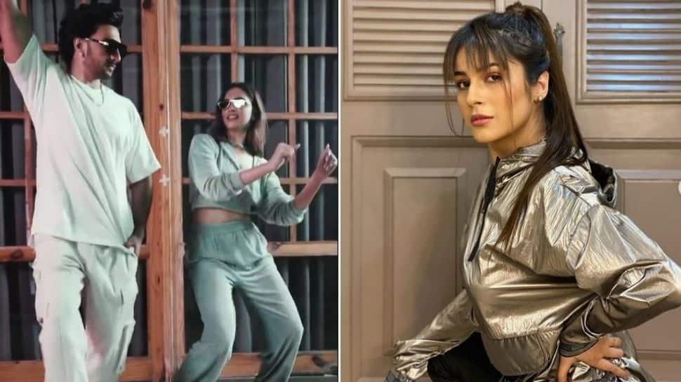 After 'Twada Kutta Tommy' video goes viral, Shehnaaz Gill reacts 'Wow birthday Ranveer Singh ka and gift humein mil gaya'