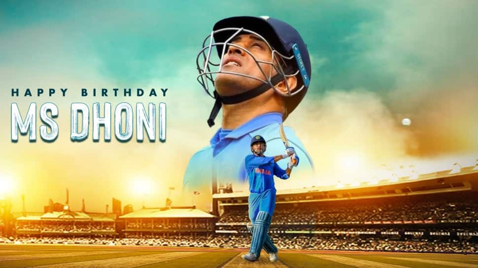 Happy Birthday MS Dhoni: Wishes pour in for 'Captain Marvellous' on his 40th birthday