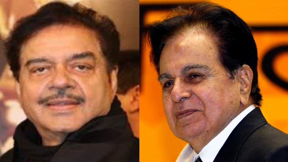 Shatrughan Sinha calls Dilip Kumar 'the last Moghul of cinema', wonders why he was not given Bharat Ratna