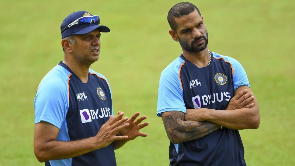 India vs SL 2021: Just spending time with Rahul Dravid will enhance youngsters' future, says VVS Laxman