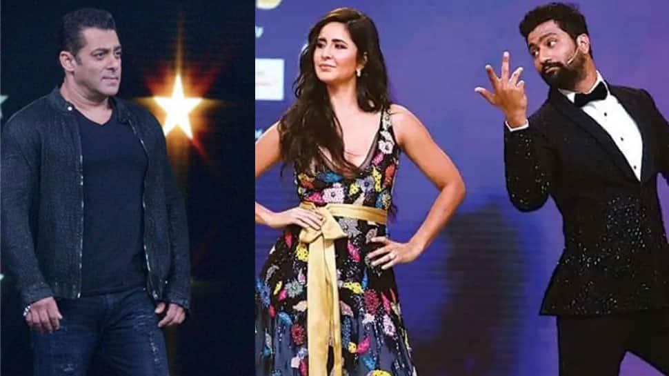 Trending: Don't miss Salman Khan's kickass reaction to Vicky Kaushal asking Katrina Kaif, 'Mujhse Shaadi Karogi'- Watch