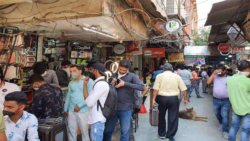 Delhi's two markets closed