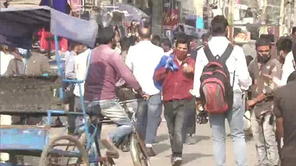 Two Delhi markets closed