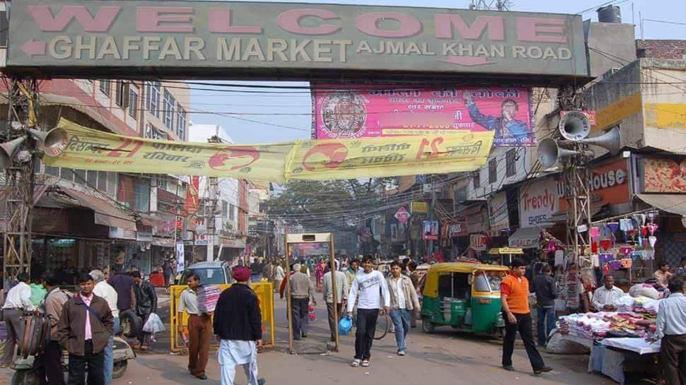 Delhi markets closed for violating COVID rules