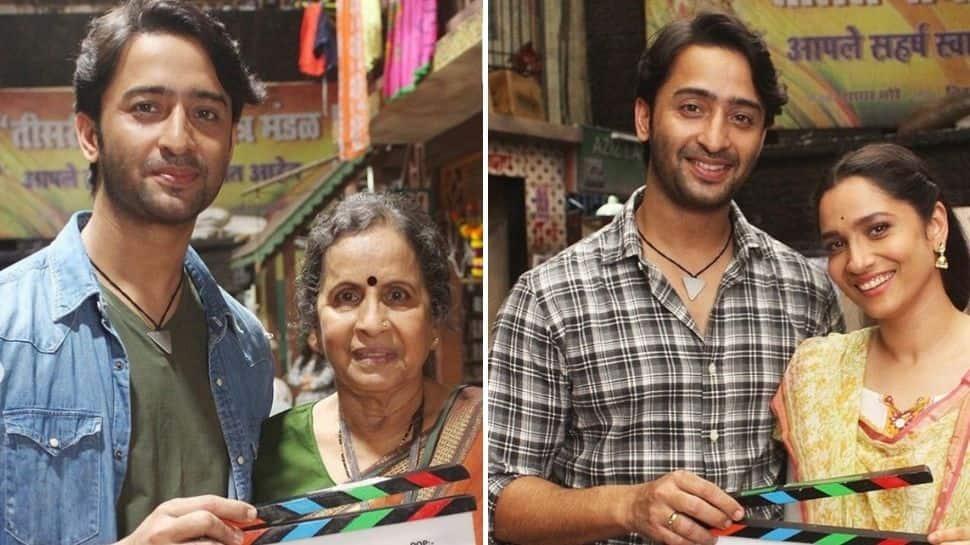 Pavitra Rishta 2: Shaheer Sheikh to feature as Manav, Ankita Lokhande back  as Archana! - See pics | Television News | Zee News