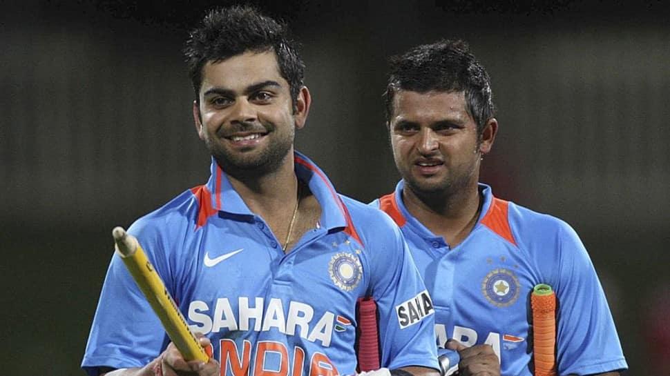 Suresh Raina on Virat Kohli's captaincy: 'You're talking about ICC trophy but he hasn't even won an IPL yet'