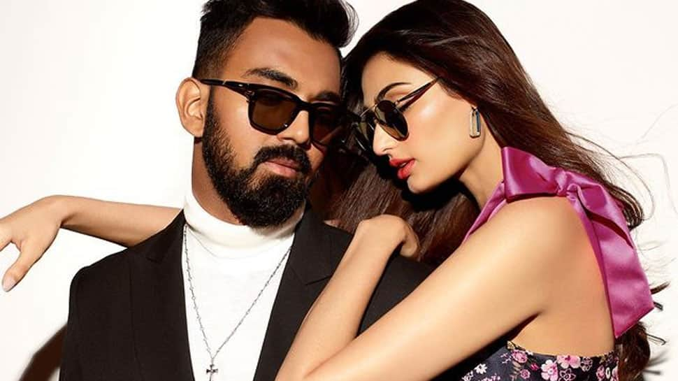 Cricketer KL Rahul and rumoured ladylove Athiya Shetty in England? These pics are solid proof! | Buzz News | Zee News