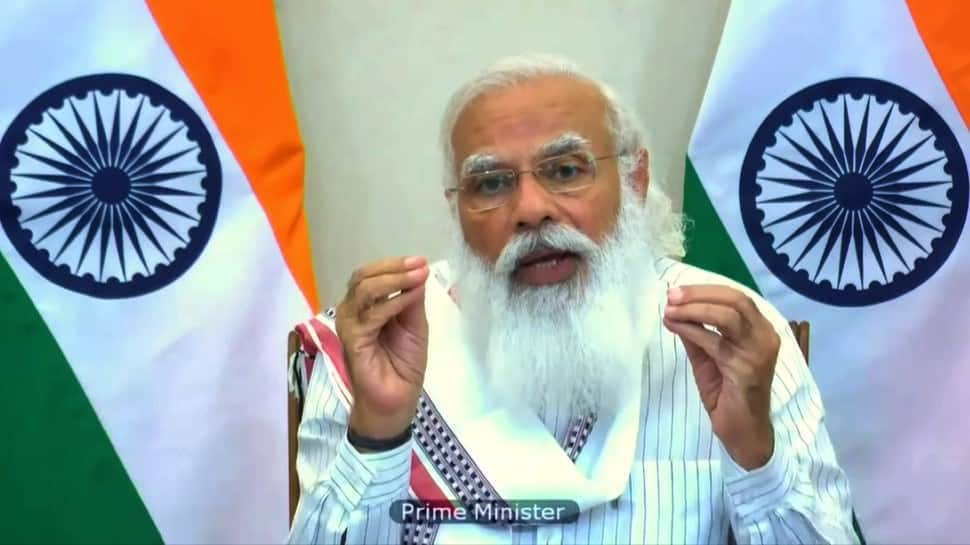 Tokyo Olympics: PM Narendra Modi interacts with India's Games-bound athletes