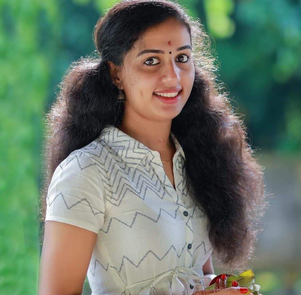 Vismaya, 24, married Kiran Kumar in 2020