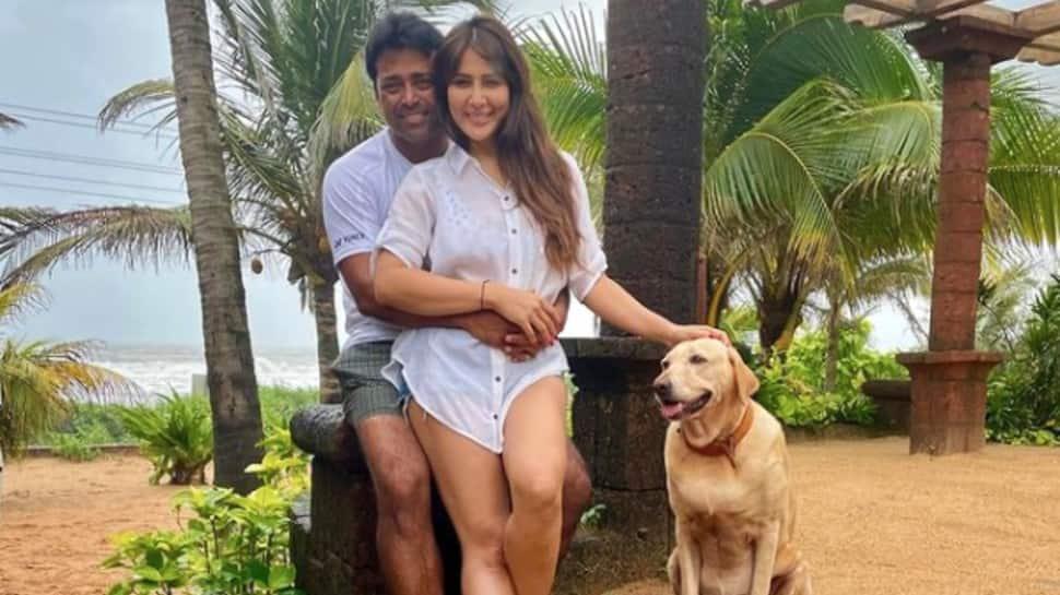 Is Leander Paes dating Bollywood star Kim Sharma? Goa holiday pics go viral