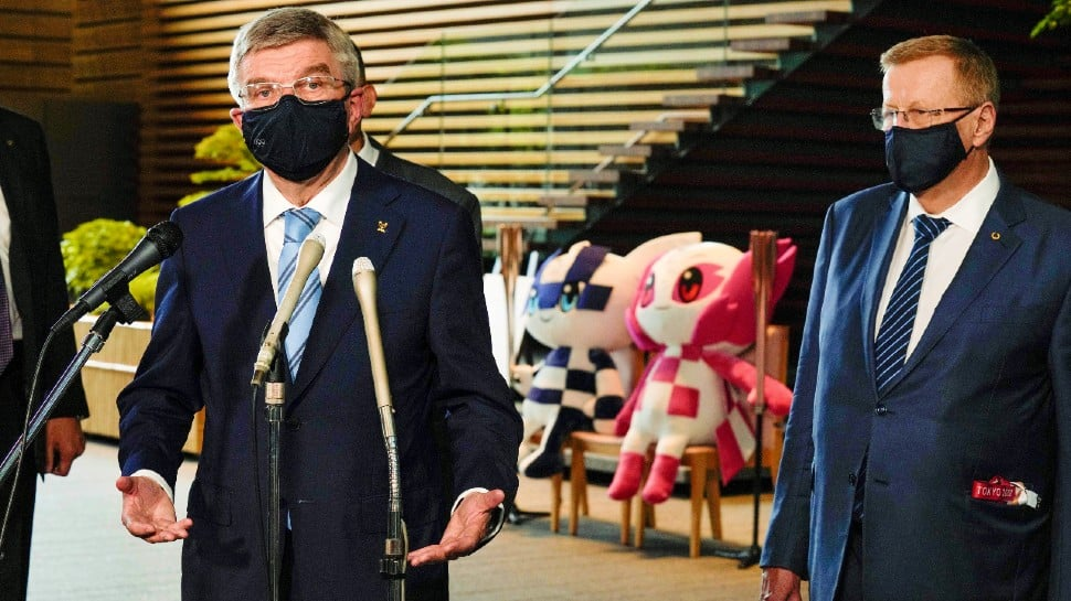 Tokyo Olympics winners to present medals to themselves in 'do-it-yourself' ceremony amid pandemic