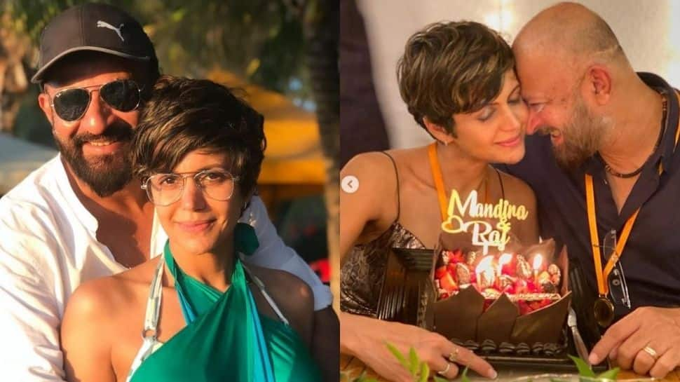 Mandira Bedi fondly remembers husband Raj Kaushal on their 23rd wedding anniversary