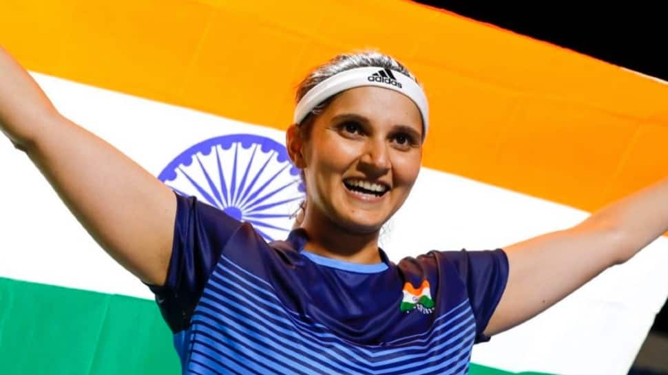 Tokyo Olympics: Sania Mirza grooves in official team kit, Watch viral video