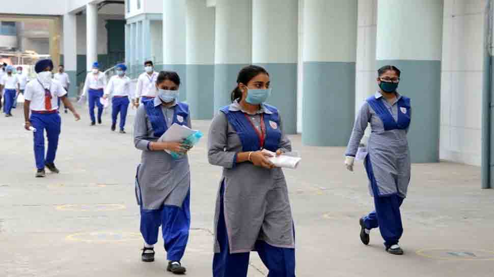 488 schools reopen for classes 8 to 12 in Maharashtra's Aurangabad