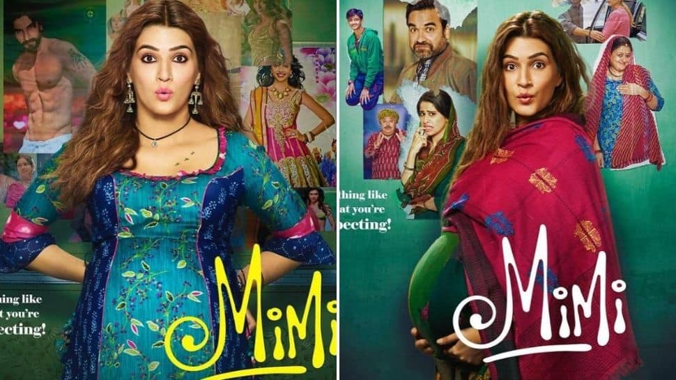 After a while, eating junk food got nauseating': Kriti Sanon opens up about  weight gain in 'Mimi' | People News | Zee News