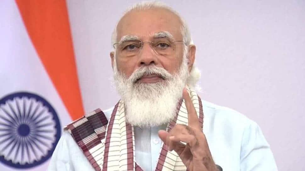 PM Modi to inaugurate revamped railway station at Gujarat's Vadnagar, where he sold tea