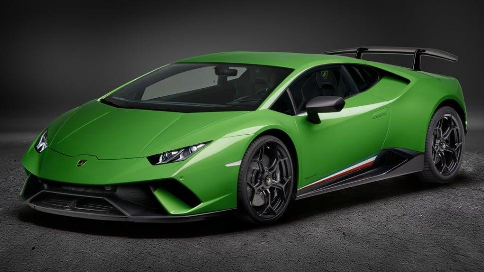 A successor to Lamborghini Huracan Performante?