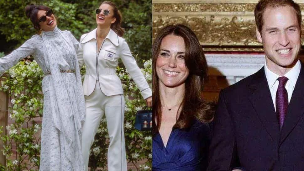 Did Priyanka Chopra snub Kate Middleton, Prince William at Wimbledon? Here's why netizens think so
