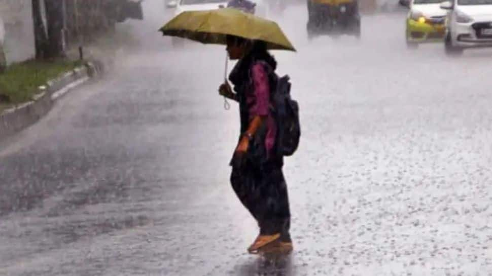 Heavy to very heavy rainfall likely in Mumbai, IMD issues red alert, local train services suspended