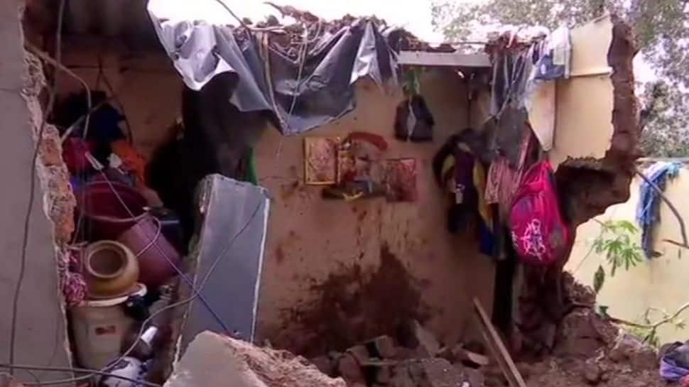 Vikhroli building collapse claims five lives