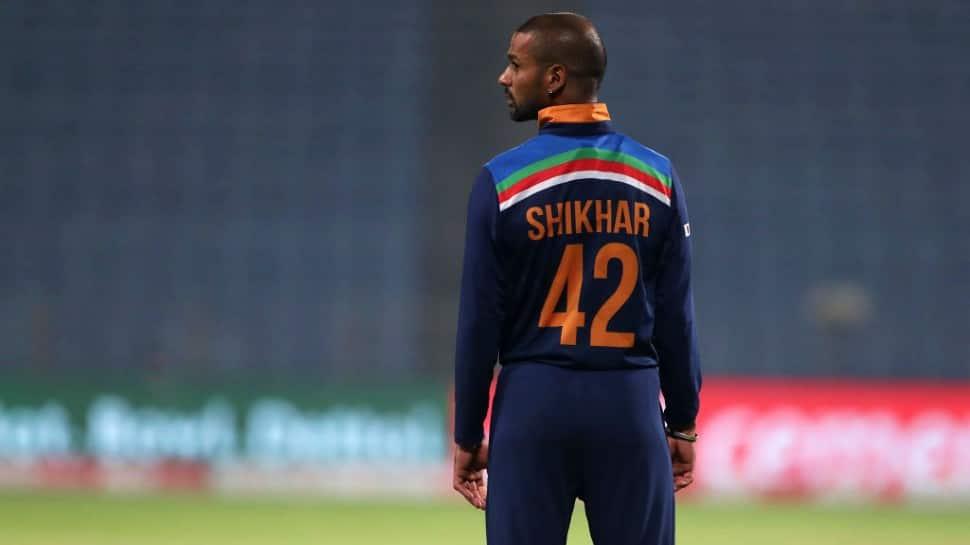 India vs Sri Lanka 2021: Skipper Shikhar Dhawan take brilliant diving catch, Watch video