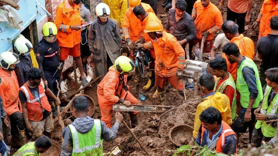 Rain fury claims at least 30 lives in Mumbai, Maharashtra CM Uddhav Thackeray takes stock of situation