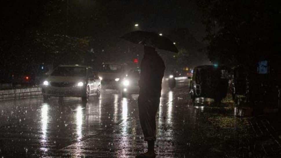 Rain lashes Delhi, parts of UP, Haryana; IMD warns of thunderstorms, heavy rainfall in sub-Himalayan region and other areas, details here