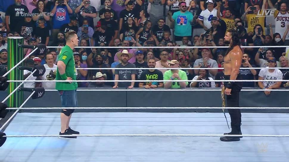 WWE Money in the Bank 2021 Results: John Cena makes surprise return, Big E is new MITB champion
