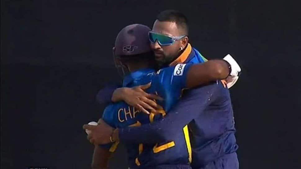 IND vs SL: Krunal Pandya lifts 'spirit of cricket' in series opener, netizens brand it 'Rahul Dravid influence' - watch video