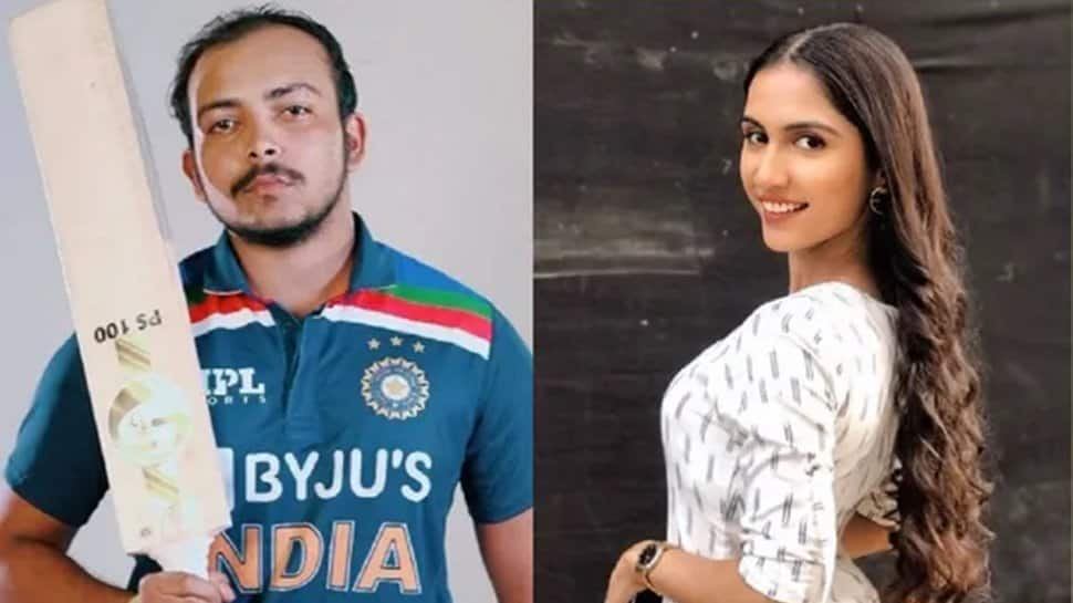 IND vs SL: Check Prithvi Shaw's rumoured girlfriend Prachi Singh's reaction after batsman steals the show in series opener