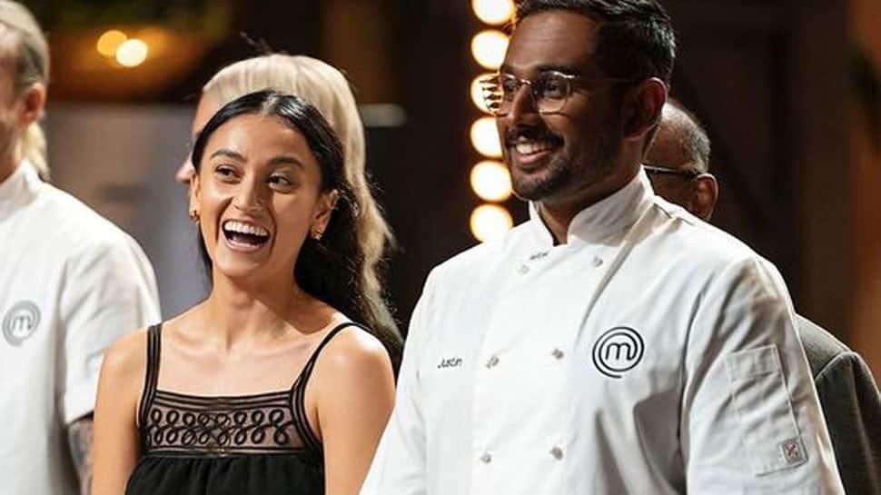MasterChef Australia 2021 winner Justin Narayan marries girlfriend Esther Smoothy