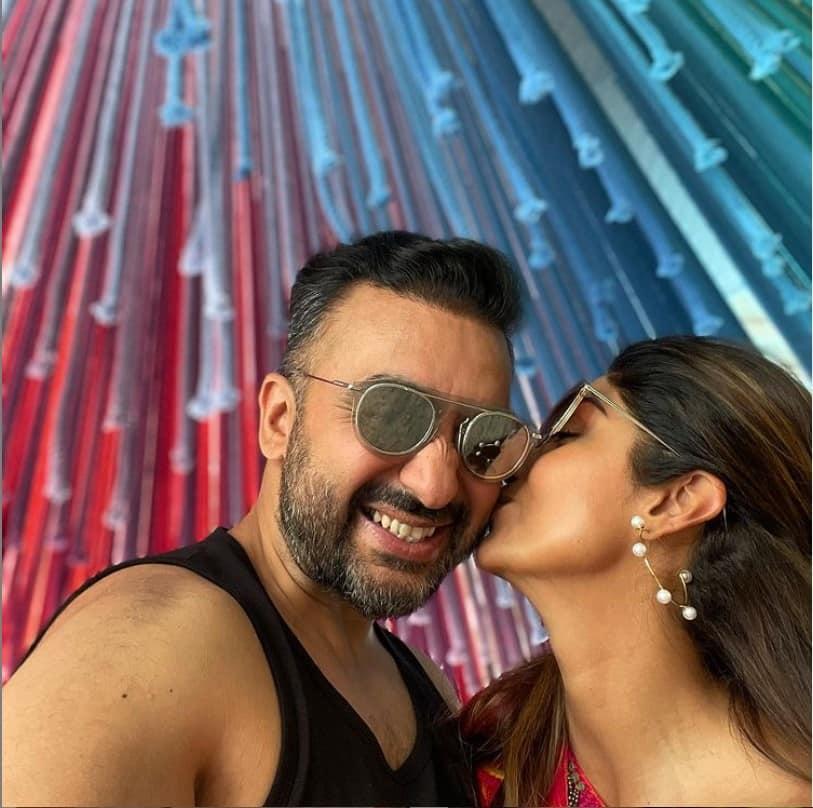 Shilpa and Raj are B-Town's fav couple!