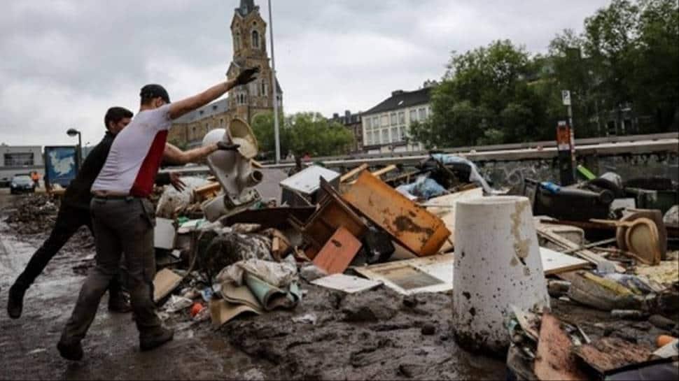 Germany Flashfloods kill over 160