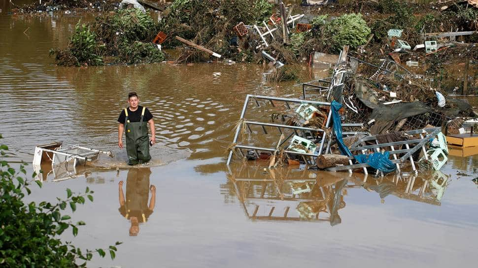 Killed in Germany floods