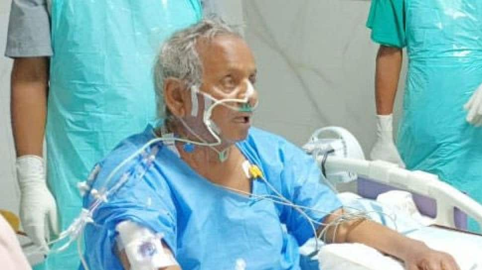 Former UP CM Kalyan Singh's condition critical, put on life support: Hospital