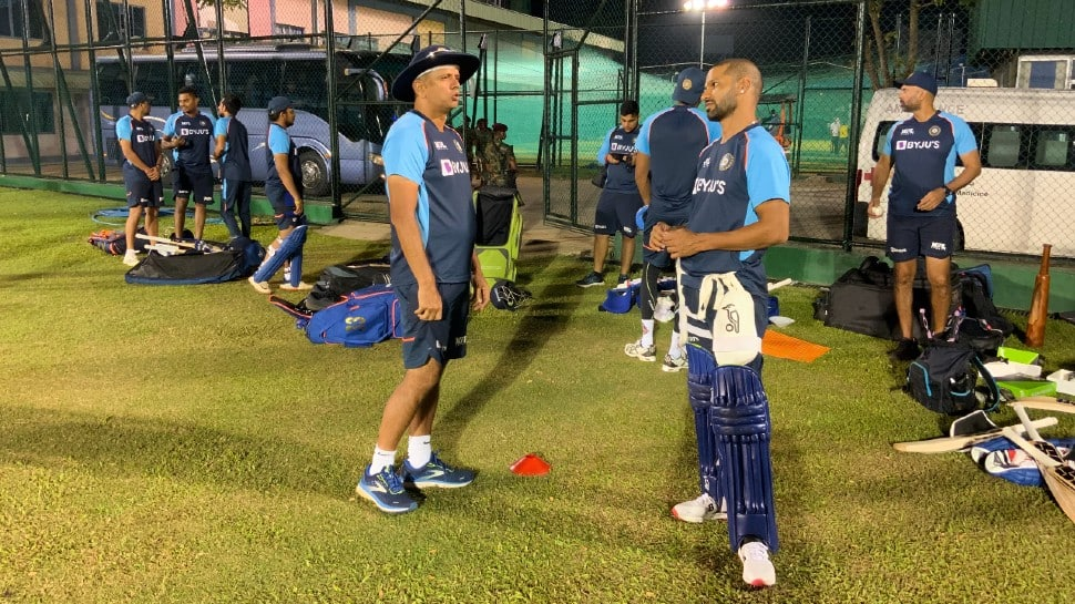 India vs SL 2021: Here's what coach Rahul Dravid said in rousing dressing room speech, Watch
