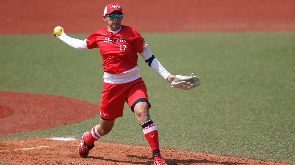 Tokyo Olympics: Japan win softball opener against Australia as 'Games of hope' begin