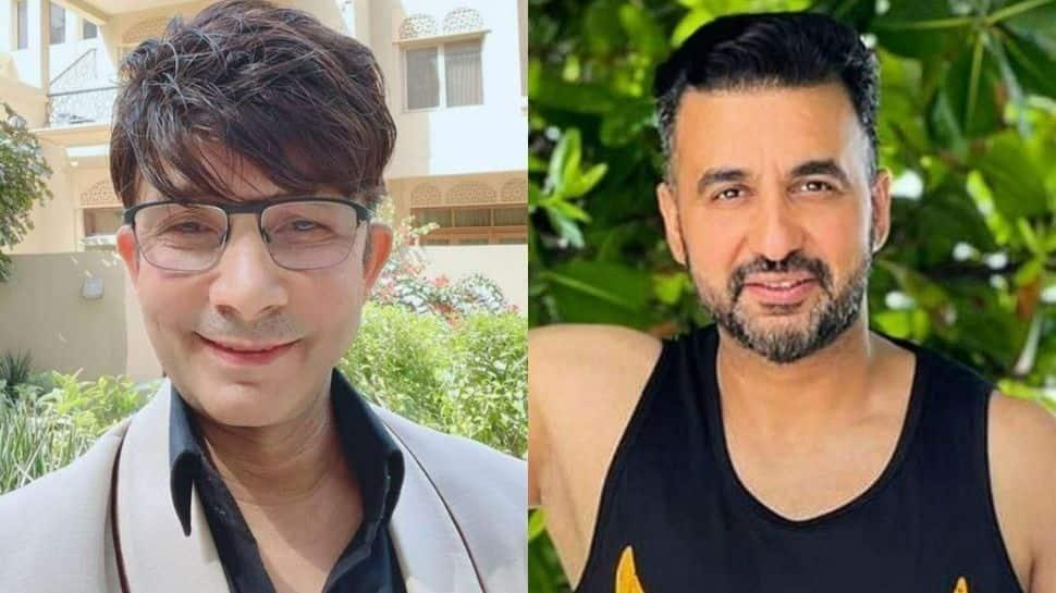 KRK reacts to Raj Kundra arrest, says 'apki soch aur kaam dono lukkho wale hai'
