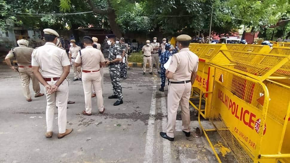 Farmers Protest at Delhi's Jantar Mantar