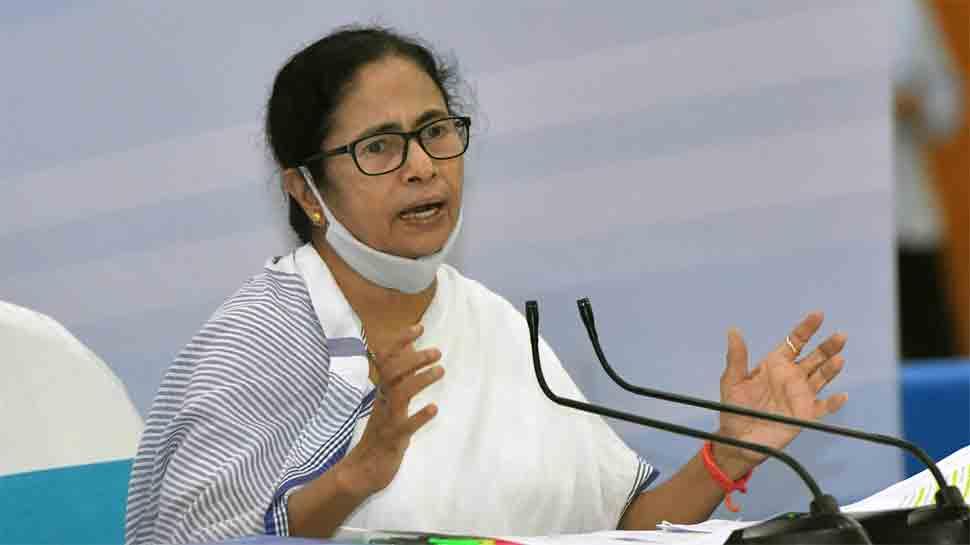 Mamata Banerjee attacks Centre over Pegasus spyware, terms I-T raids on Dainik Bhaskar 'brutal attempt to stifle democracy'