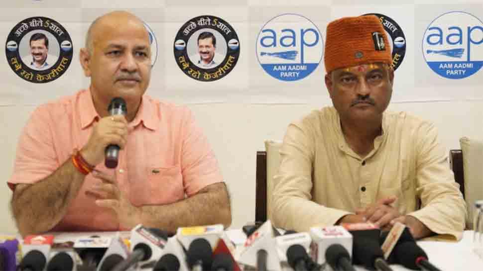BJP appointed 3 'zero-work ministers' as Uttarakhand CM in last 5 years: Manish Sisodia