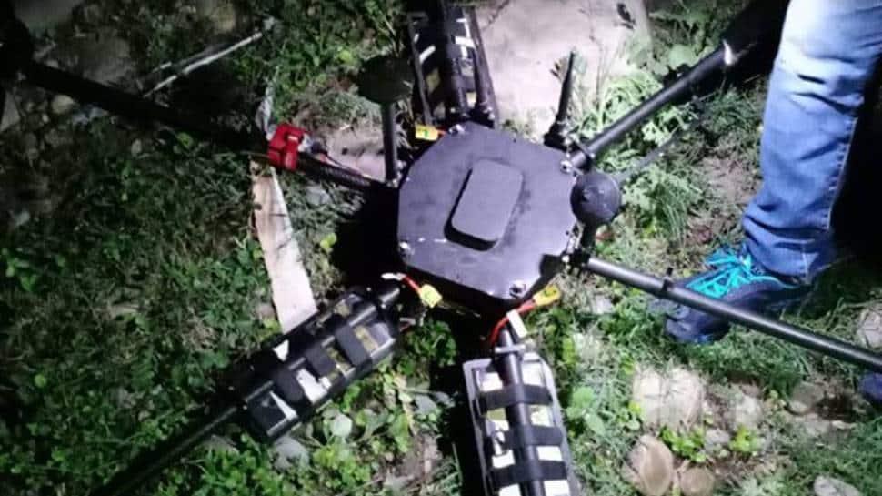 IED-laden Pakistani drone shot down in Jammu and Kashmir's Akhnoor
