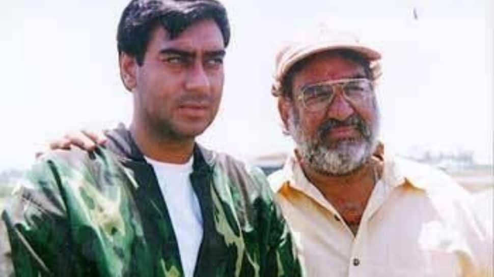 Guru Purnima 2021: Ajay Devgn pays tribute to his late father Veeru Devgn, thanks him for 'life lessons'