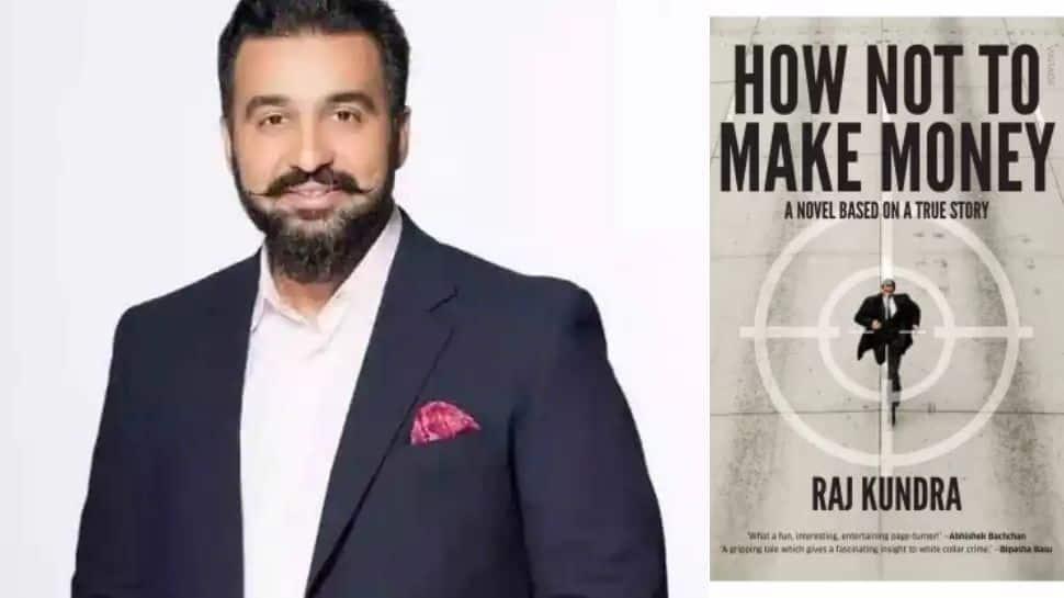 Netizens come across Shilpa Shetty's husband Raj Kundra's book 'How Not To Make Money', point out the 'irony'!