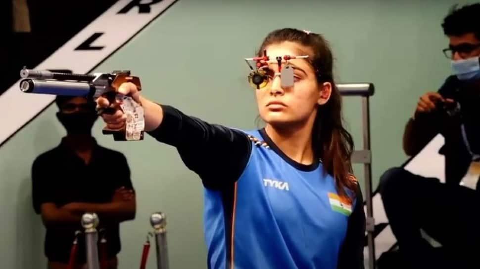 Tokyo Olympics shooting: Manu Bhaker and Yashaswini Singh Deswal fail to reach women's 10m air pistol final