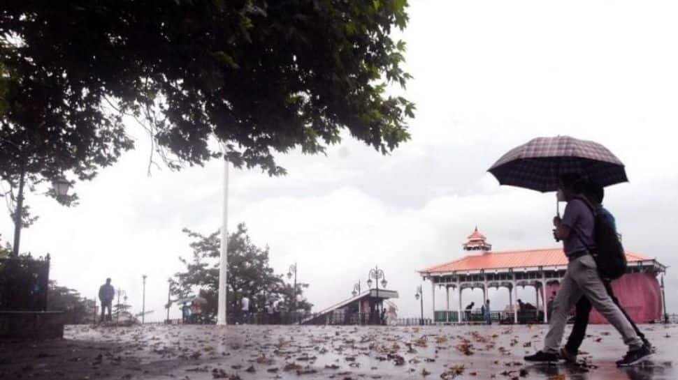 IMD predicts heavy rainfall in parts of Himachal Pradesh, Uttarakhand on July 25, 26
