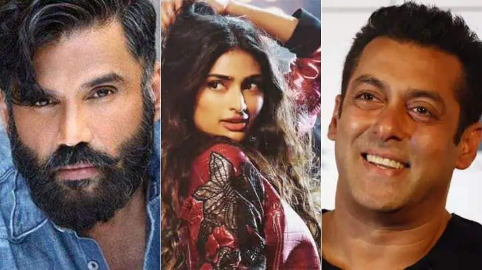 Salman Khan apologises to Athiya Shetty on Arbaaz Khan's show, father Suniel Shetty reacts! - Watch