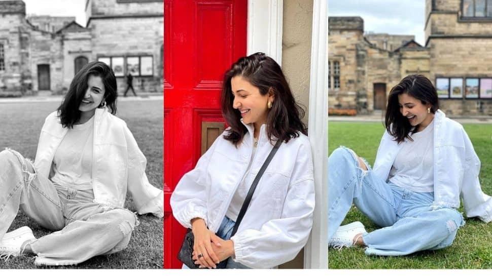 Anushka Sharma turns muse for new BFF Athiya Shetty, shares pics from UK!