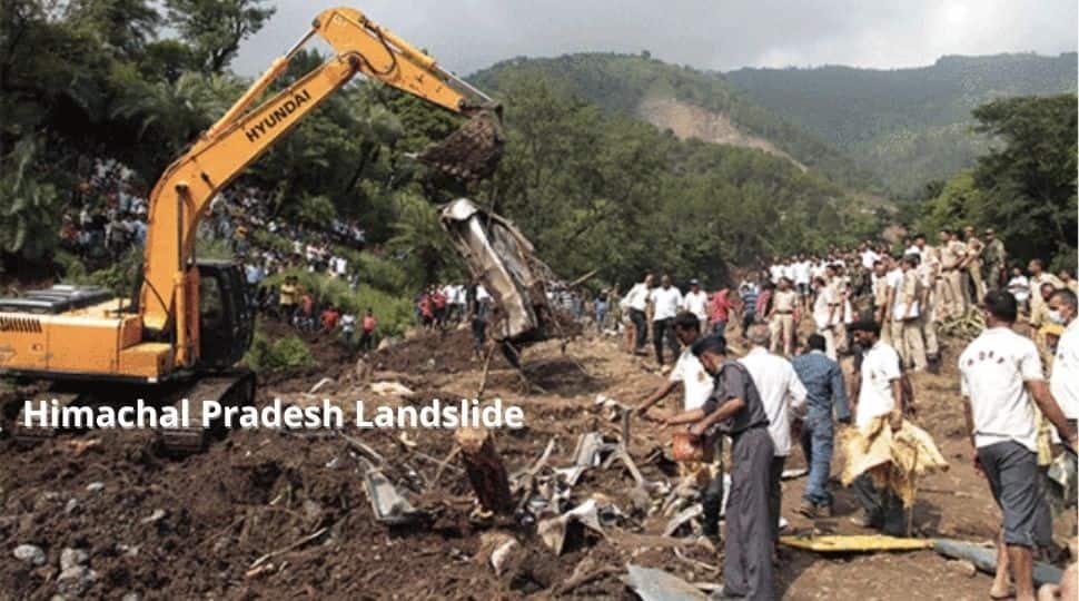Landslide in Himachal Pradesh's Kinnaur kills 9, several injured, rescue operations on