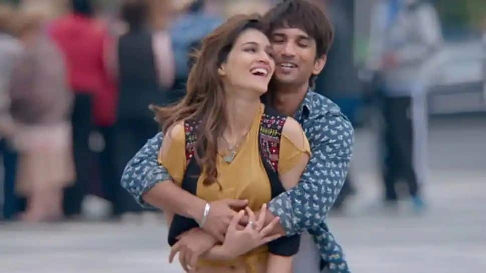 When Kriti Sanon shared BTS video of Sushant Singh Rajput, cherished her 'connection' with late actor – Watch!